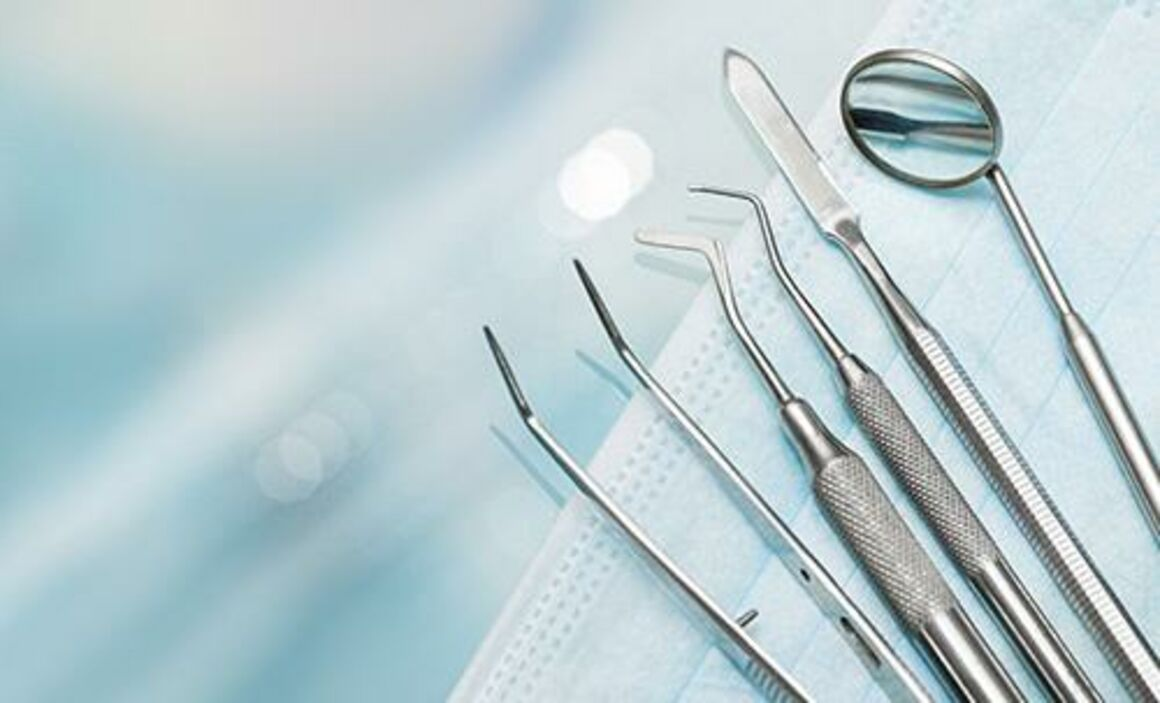 Dentists' tools