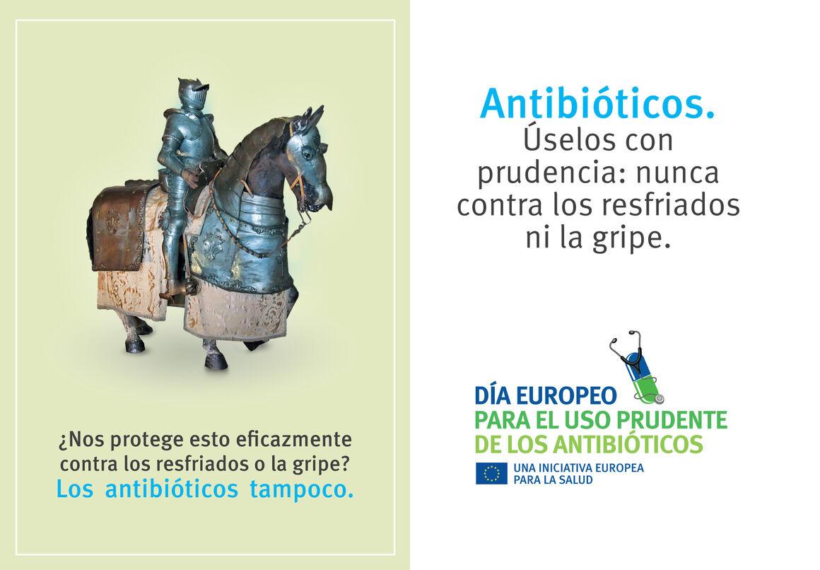 Bolsas para farmacias: Automedicación con antibióticos