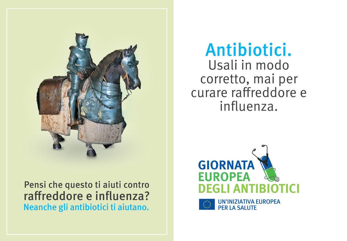 Pharmacy bags: Self-medication with antibiotics [IT]
