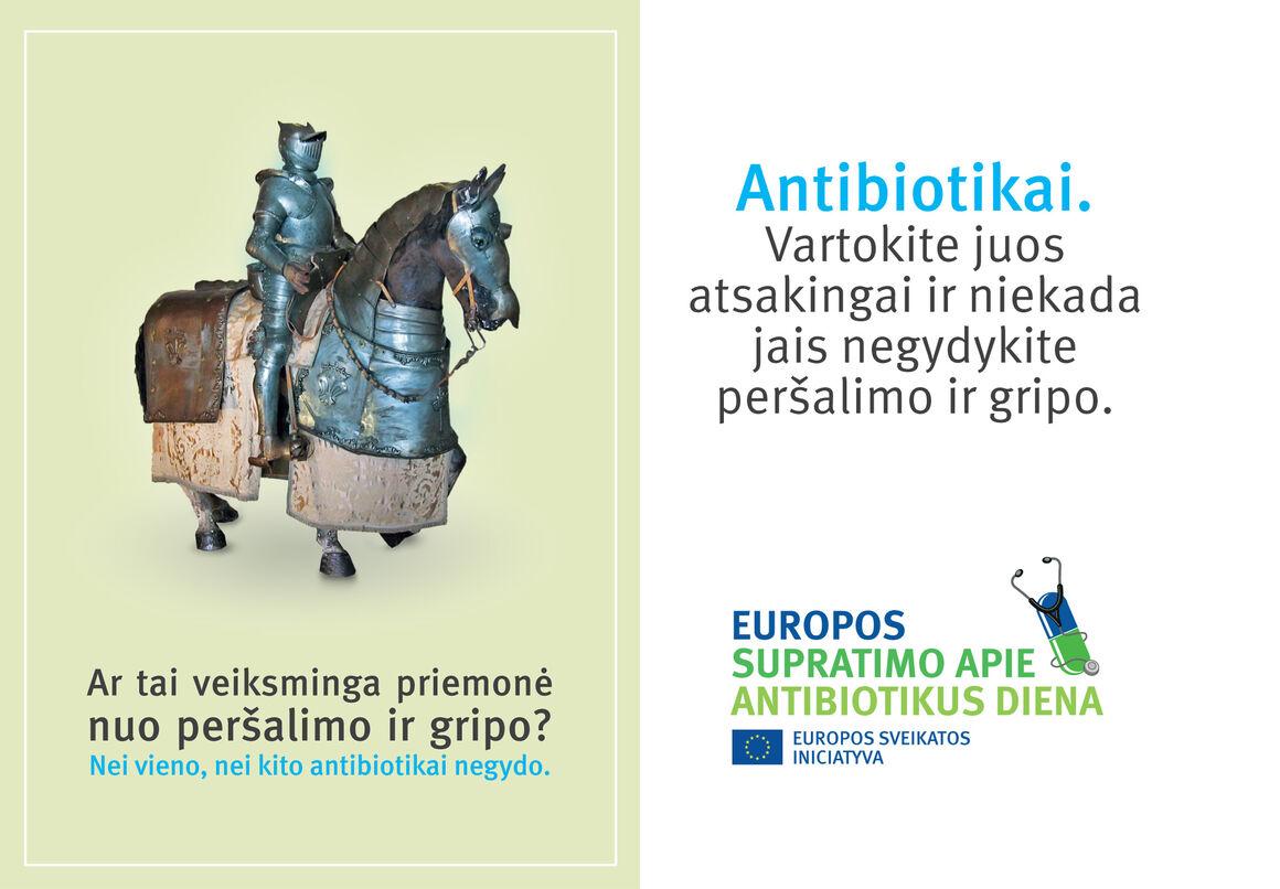 Pharmacy bags: Self-medication with antibiotics [LT] 