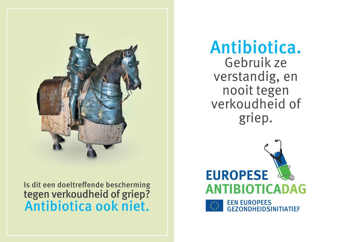 Apothekerszakjes: zelfmedicatie met antibiotica