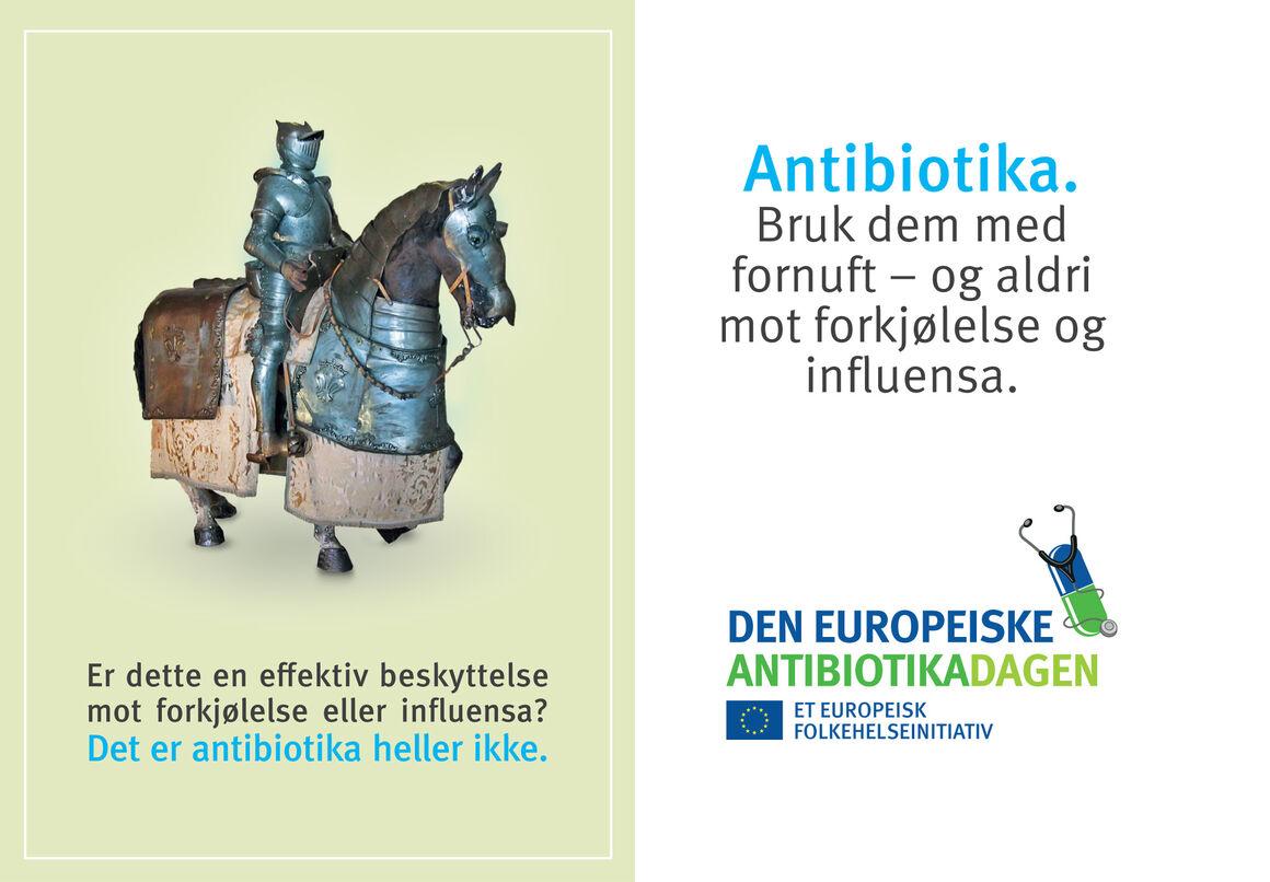 Pharmacy bags: Self-medication with antibiotics [NO]