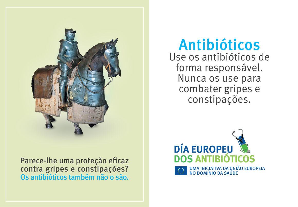 Sacos de farmácias: automedicação com antibióticos