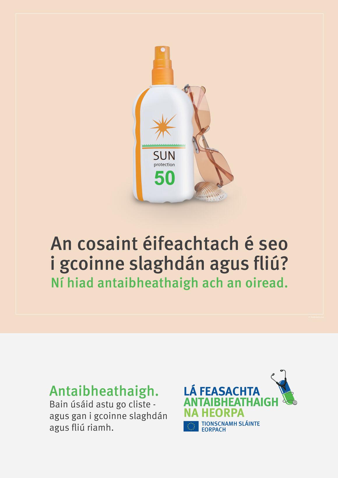 Póstaeir: An cosaint éifeachtach é seo i gcoinne slaghdán agus fliú? Ní hiad antaibheathaigh ach an oiread.