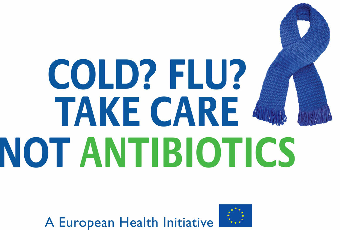 European Antibiotic Awareness Day scarf
