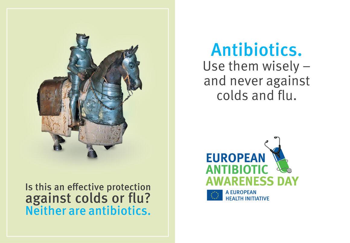 Trousses à pharmacie: automédication par des antibiotiques